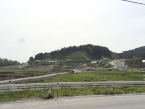 【5月】田谷地区防災集団移転事業工事