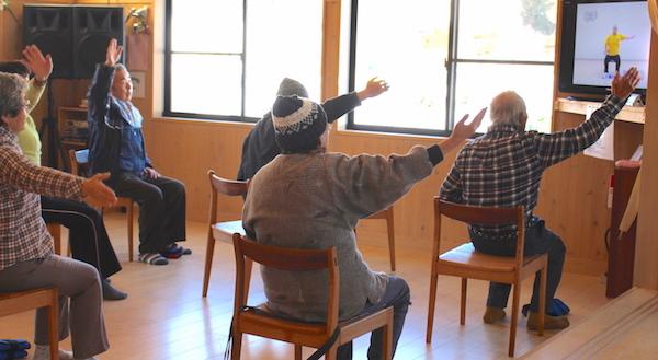 いきいき百歳体操